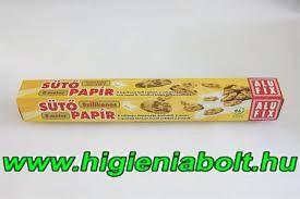 Alufix sütőpapír 8m-es