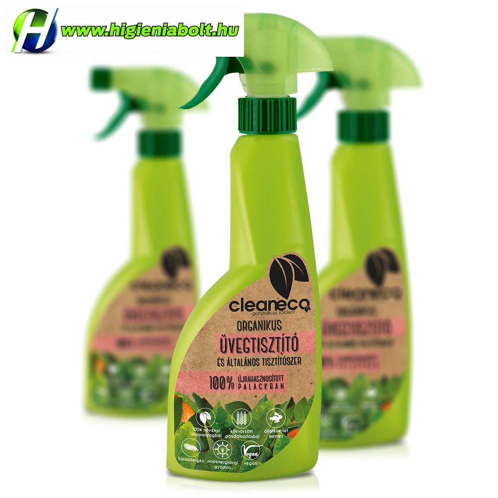 Cleaneco Ablaktisztító 0,5L