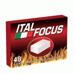 Alágyújtós kocka 48 db-os Italfocus