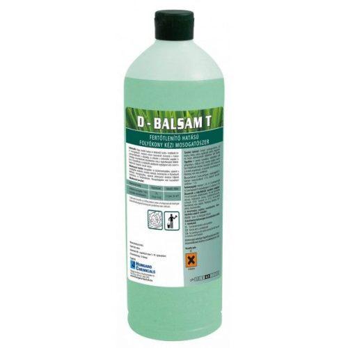 Balsam T 30 Fertőtlenítő hatású folyékony kézi mosogatószer 1kg