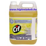 Cif Prof Lemon Fresh Felmosószer 5Literes