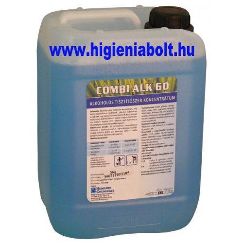 Combi Alk 60 Alkoholos tisztítószer 5kg