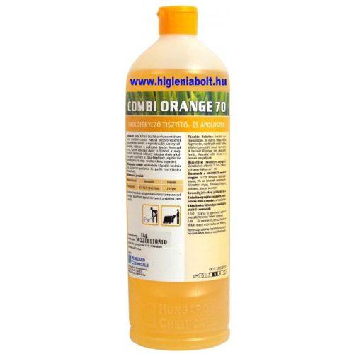 Combi Orange 70 PADLÓFÉNYEZŐ  ÉS ÁPOLÓSZER KONCENTRÁTUM 1 kg