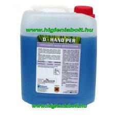 D-Hand per Kézfertőtlenítő szer 5 kg