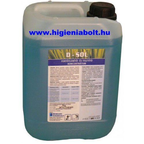Szoláriumfertőtlenítő 5kg D - Sol