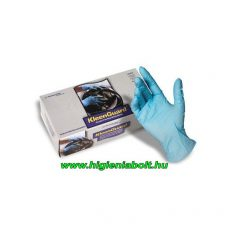 """KC Kleenguard G10 """"S""""-es kék nitril kesztyű,"""