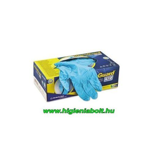 """KC Kleenguard G10 """"M""""-es kék nitril kesztyű,"""