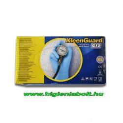 """KC Kleenguard G10 """"XL""""-es kék nitril kesztyű,"""