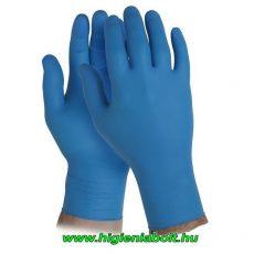 """KC Kleenguard G10 - """"-M"""" sarki kék nitril kesztyű,"""