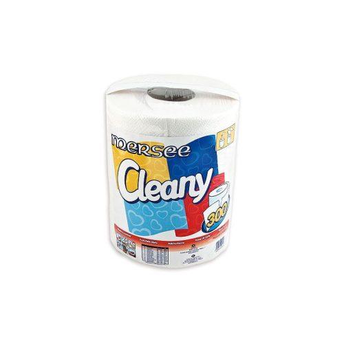 Tekercses kéztörlő papír Lucart Cleanit 300lapos