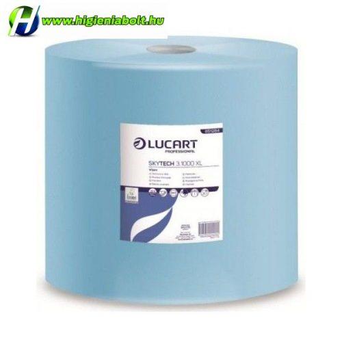 Ipari papírtörlő 3 rétegű 1000 lapos XL Lucart Skytech