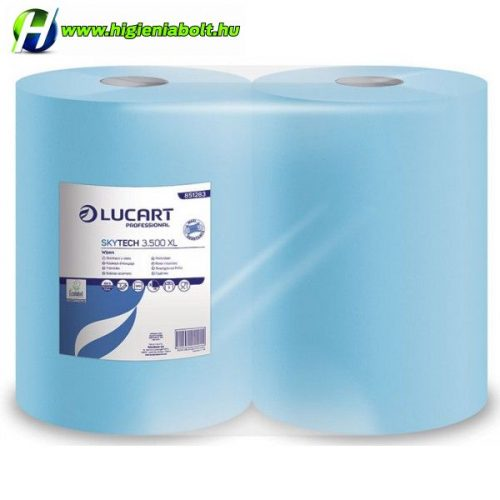 Ipari papírtörlő 3 rétegű 500 lapos XL Lucart Skytech