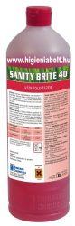 Sanity Brite 40 Vizkőoldószer 1kg