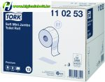 Tork 110253 Premium mini jumbo toalettpapír, soft T2