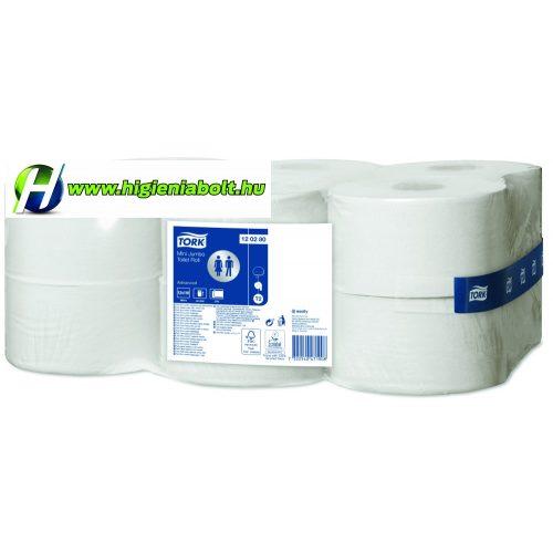 Tork 120280 Advanced mini Jumbo toalettpapír T2