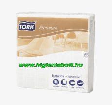 Tork 13062 Premium szalvéta 40, damaszt
