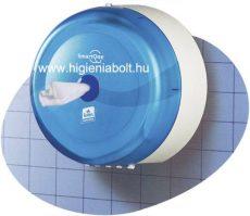 Tork 472024 SmartOne toalettpapír adagoló, áttetsző-kék