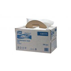 Tork 530171   Premium Multipurpose Cloth 530 Handy Box W7