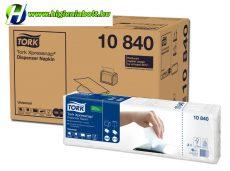 Tork 10840 Xpressnap® fehér adagolós szalvéta