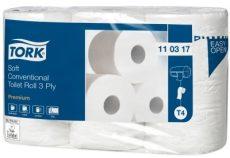 Tork 110317 Premium kistekercses toalettpapír, soft