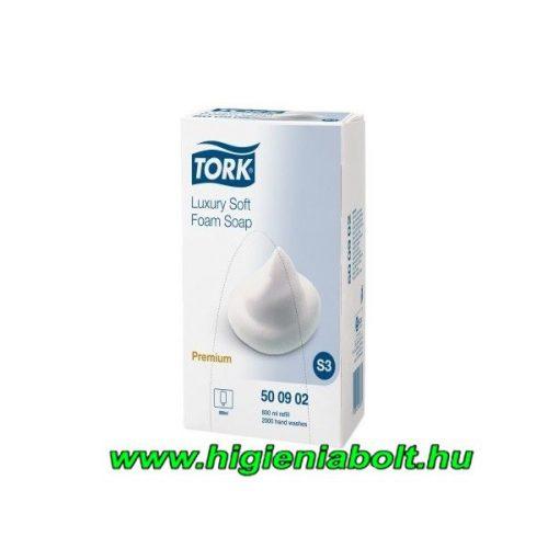 Tork 500902  Premium habszappan luxus S3