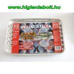 Alufix grill tálca szögletes 5db-os