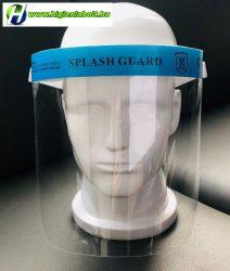 Víztiszta arcvédő