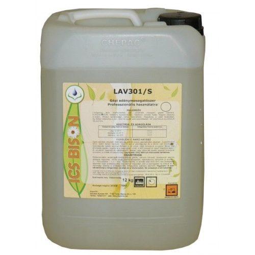 Gépi tányérmosogatószer 12 kg Lav 301