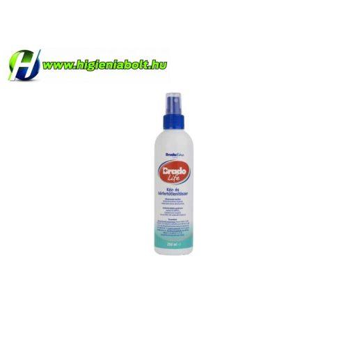 bradolife kéz- és bőrfertőtlenítő 250ml pumpás