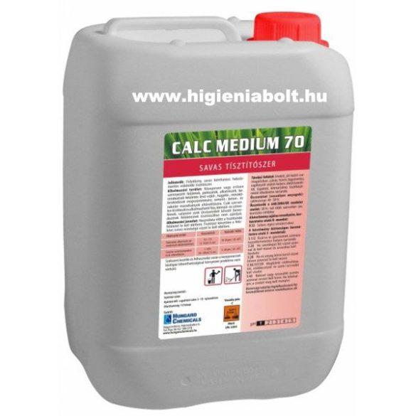 Calc Medium 70 vízkőoldó 5kg