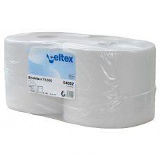 Ipari tekercses kéztörlő papír Celtex ecowiper 850 lap 2 rét 255méter