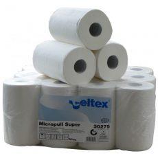 Tekercses kéztörlő papír Celtex mini 45m 30275