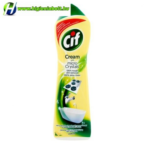 CIF Súrolókrém Lemon 500 ml