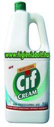 Cif Prof. Classic karcmentes folyékony súrolószer-2 literes