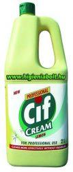 Cif Lemon karcmentes folyékony súrolószer 2 literes