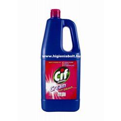Cif karcmentes folyékony súrolószer 2 literes