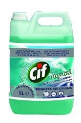 Cif Professional Oxy-Gel Ocean Általános felülettisztítószer 5L