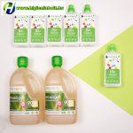 Cleaneco Szeretek mosni + Aloe Öblítő Csomag