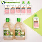 Cleaneco Szeretek mosni + Baby Öblítő Csomag