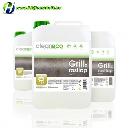 Cleaneco Grill-és rostlap tisztító 5 liter