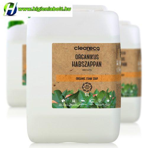 Cleaneco Organikus Habszappan - Mangó illattal 5L