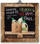 Cleaneco Mosógél Csomag