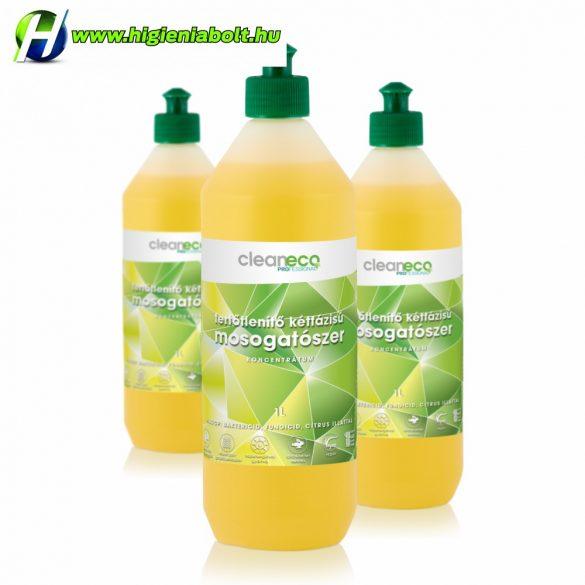 Cleaneco Fertőtlenítő hatású mosogatószer 1L Koncentrátum