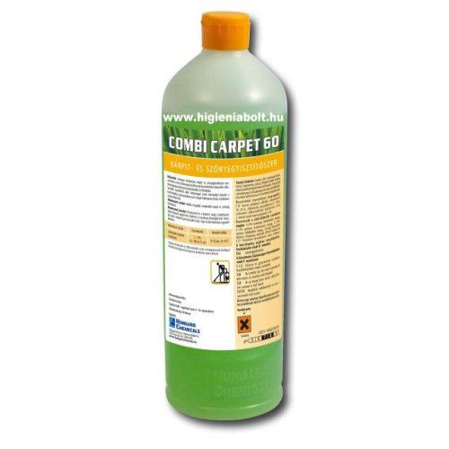 Combi Carpet 60 Kárpit és Szőnyegtisztítószer Koncentrátum 1kg