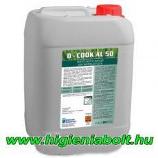 Gépi Mosogatószer 25kg D Cook AL 50 Fertőtlenítős
