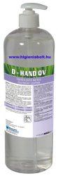 D-Hand QV  Kézfertőtlenítő szer 1kg