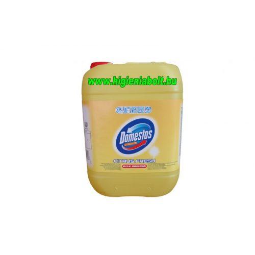 Domestos Citrus Fresh Fertőtlenítő lemosószer 5l