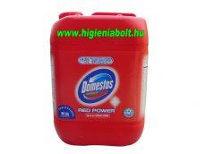 Domestos 5 literes Prof. Red Power Fertőtlenítő lemosószer