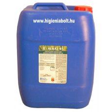 D-Alkal 45 Fertőtlenítő hatású gépi mosogatószer 25 kg