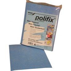 Polifix tisztítókendő kék